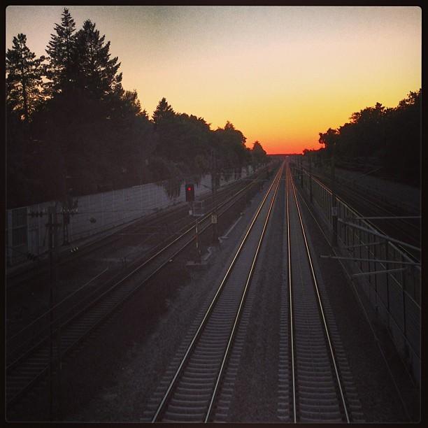 #sunset #gernlinden