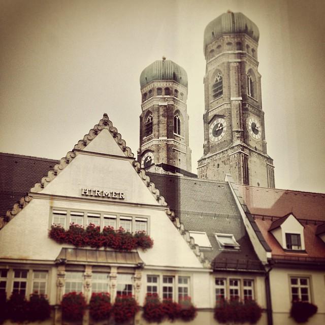 #frauenkirche #münchen #hirmer #munich