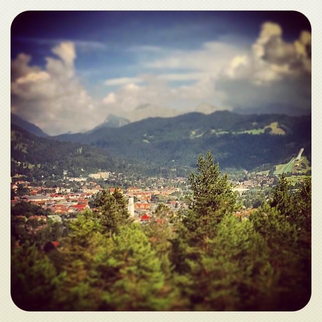 #Garmisch