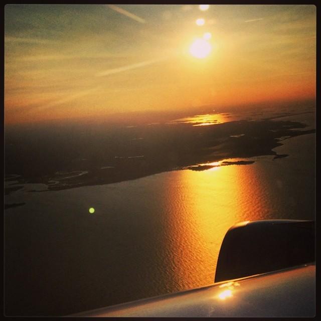 #Boston #Sunset