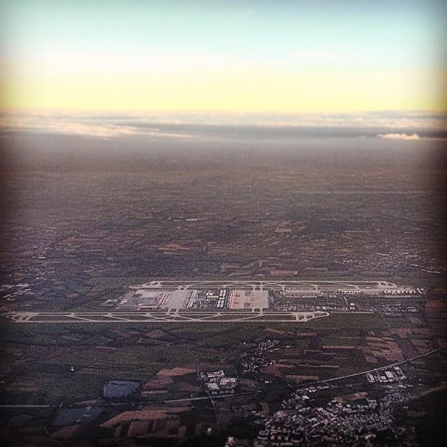#München #Flughafen