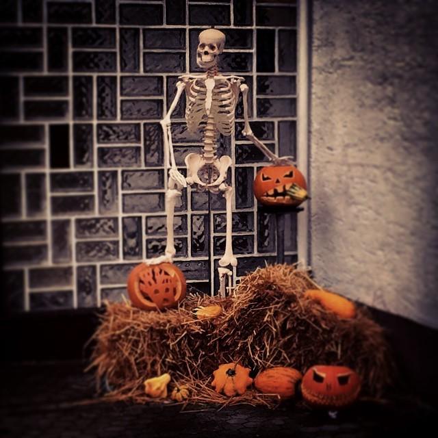 #Halloween steht vor der Tür...
