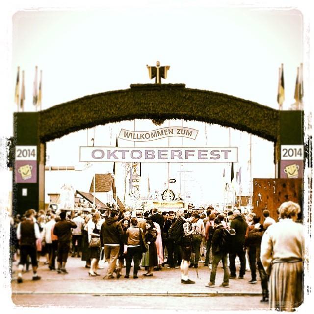 #Oktoberfest #Wiesn