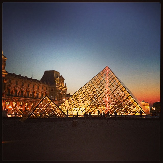 #Louvre #Paris