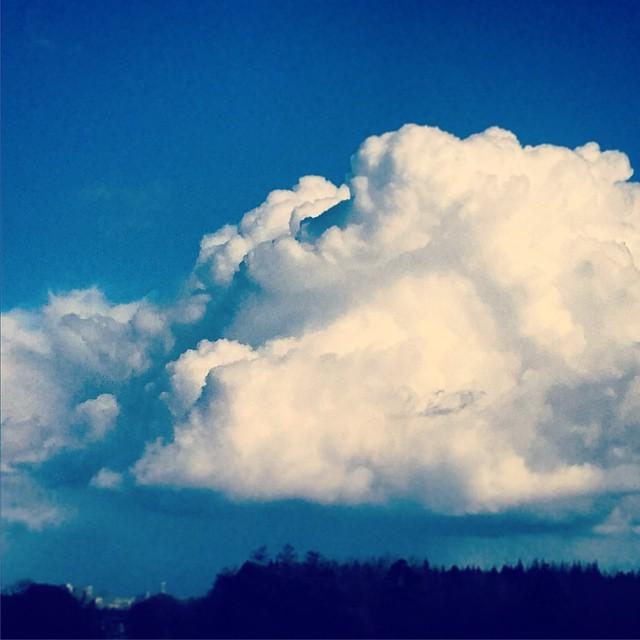 #Cloudy