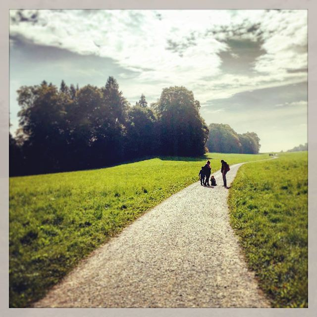 on the way to #Andechs #latergram