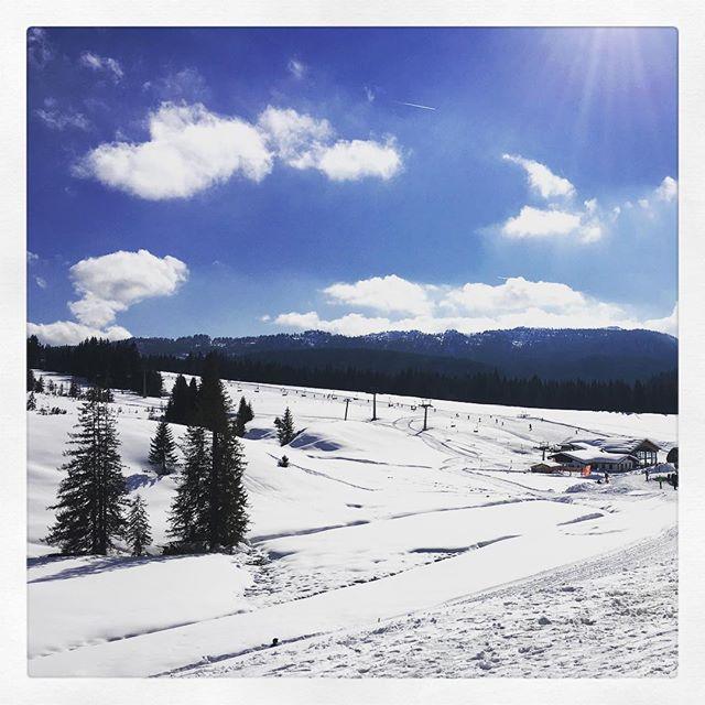 Heute Saison Finale #Ski #Winkelmoosalm #HappyEaster