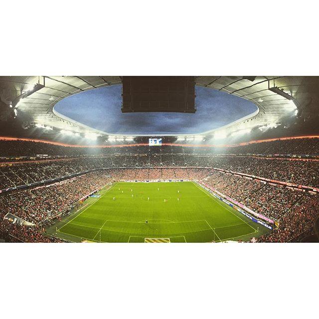 #AllianzArena #FCBayern