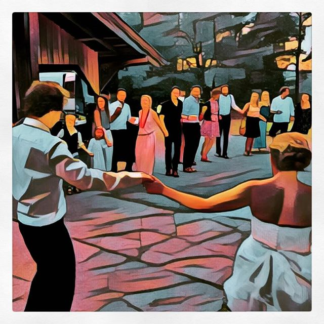 Schön wars gestern auf der griechisch-schwäbischen #Hochzeit im #Allgäu!