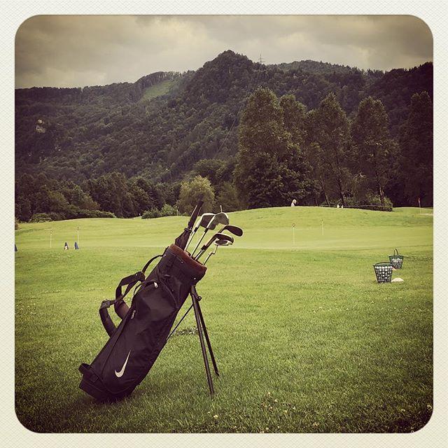 #Golf #Salzburg