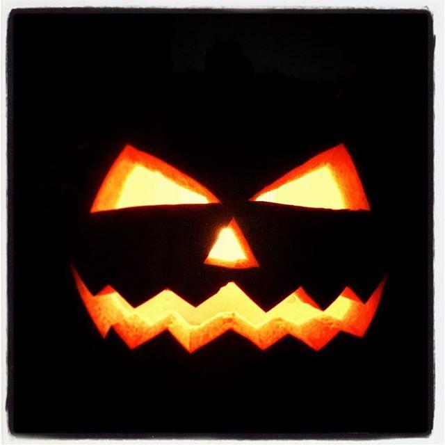 #Kürbis 2017 bereit für #Halloween #pumpkin