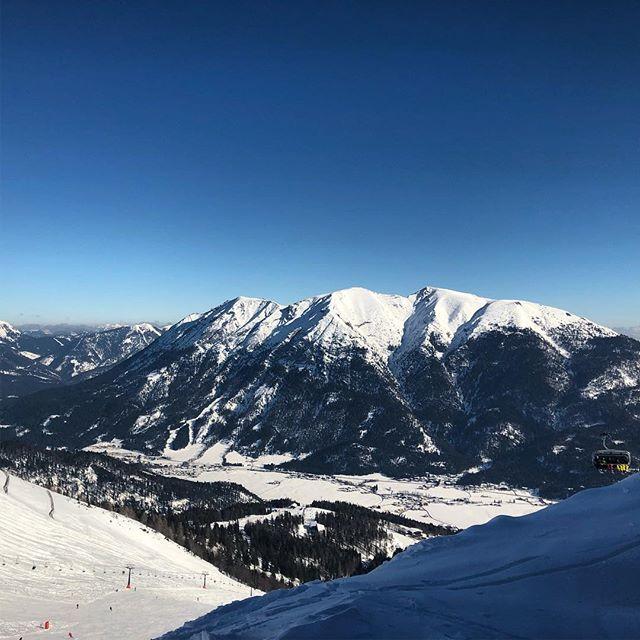 Mission accomplished  #Ski #Christlum #Achenkirch