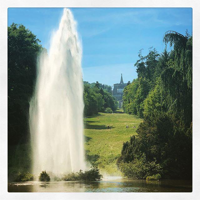 #Wasserspiele #Kassel #Bergpark #Wilhelmshöhe #Herkules #Hessen