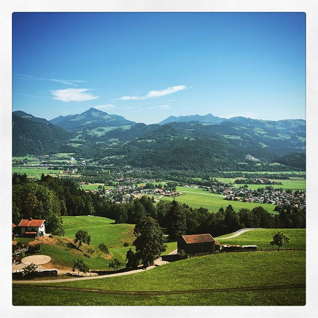 #Wandertag #Oberaudorf #Hocheck