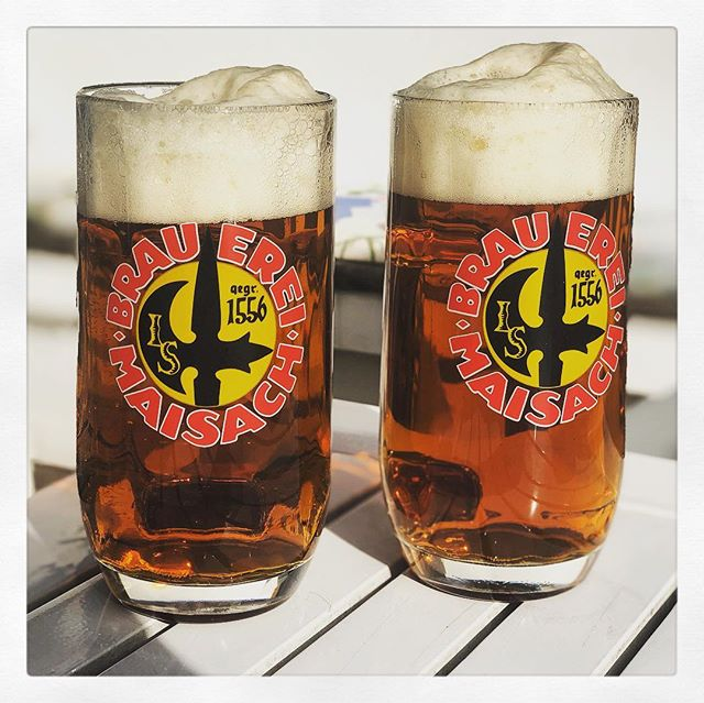 #Ozapftis #Bier #Maisach #Bayern #Oktoberfest #shotoniphone @brauereimaisach