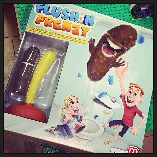 WTF?!? #Spielzeugabteilung #Kaufhof #Kaka #poo