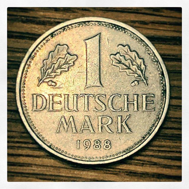 #DeutscheMark