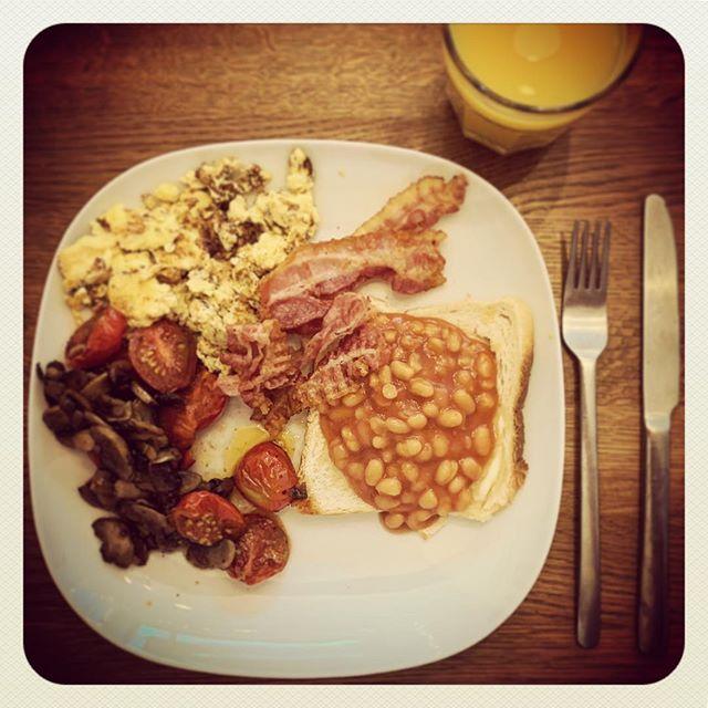 #englishbreakfast