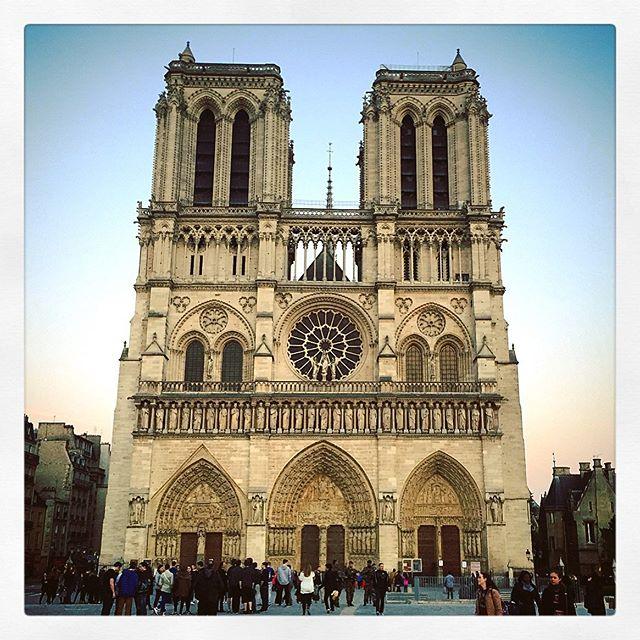 MERDE!  #NotreDame