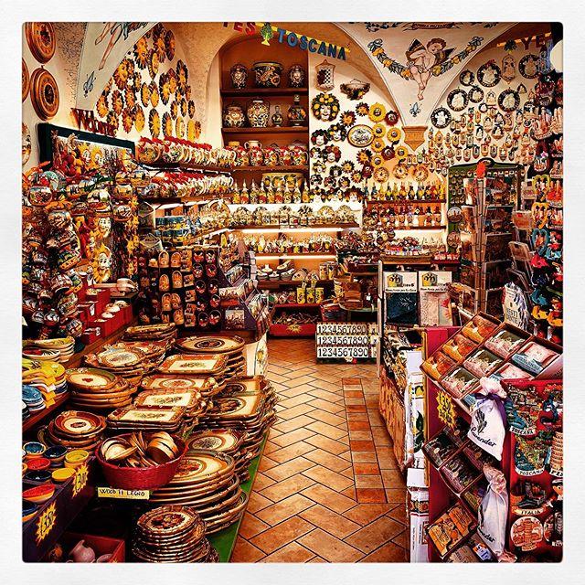 #souvenirs #tuscany #toskana #sangimignano #italien #italia #italy