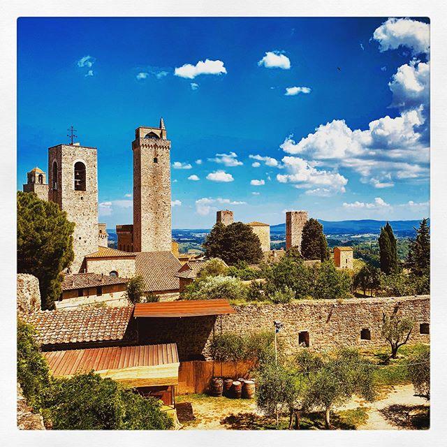 #sangimignano #tuscany #toskana #italien #italy  ?