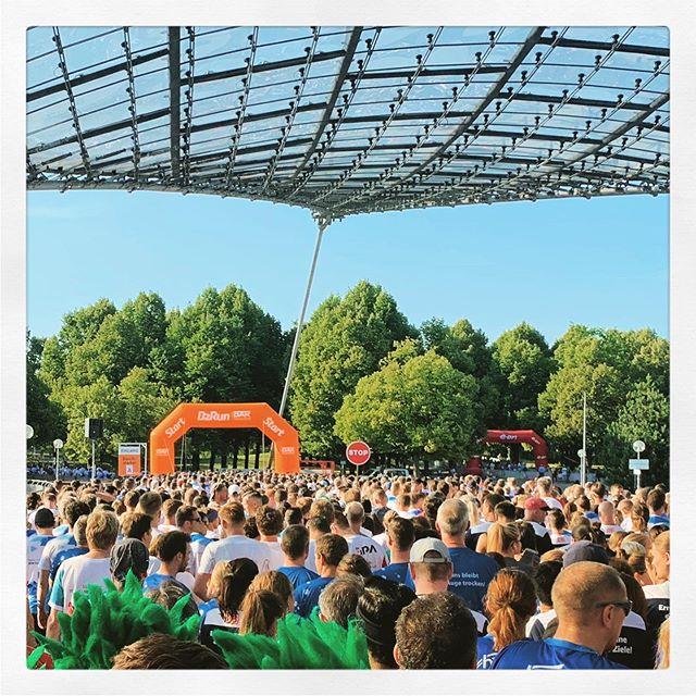 #b2run 2019 #München #gemeinsamaktiv