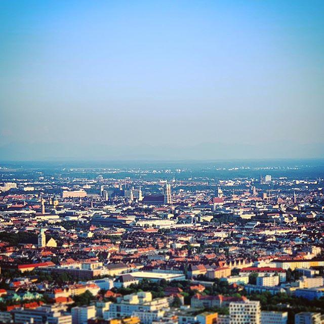 #München ? #Olympiaturm #Munich