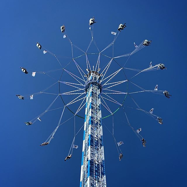 Bayern Tower #Wiesn #Oktoberfest #München